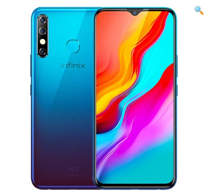 Infinix Hot 8 Price in Nigeria and Specs: Big but not Hot!
