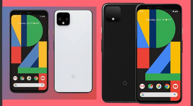 Google Pixel 4 XL vs Google Pixel 4: The Differences