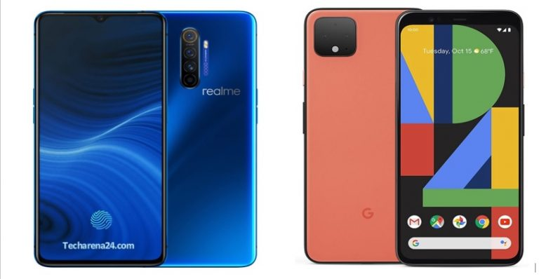 Between Google Pixel 4 XL and Realme X2 Pro Which is better