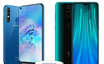 Infinix Hot S5 vs Xiaomi Redmi Note 8 Pro