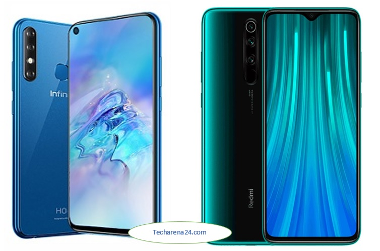 Infinix Hot S5 vs Xiaomi Redmi Note 8 Pro: Which Should You Buy