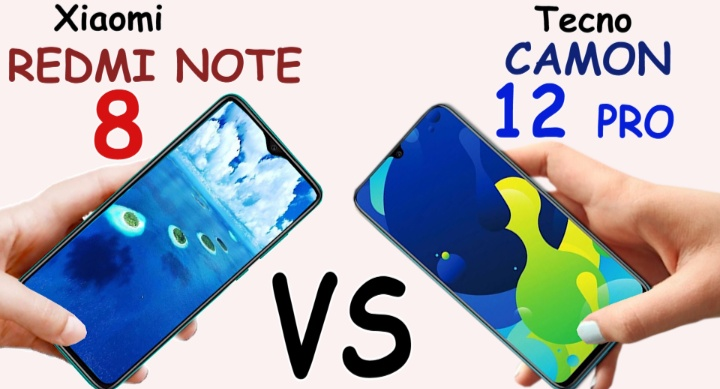 Xiaomi Redmi Note 8 Pro vs Tecno Camon 12 Pro: The Camera Phones