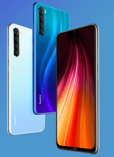 Xiaomi Redmi Note 8 Specifications