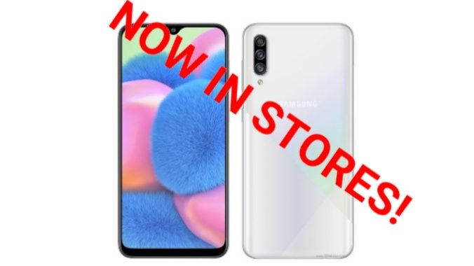 Now in Stores: Samsung Galaxy A30s is Now Available for Purchase in Nigeria