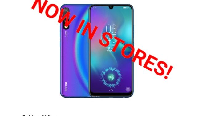 Now in Stores: Tecno Camon 12 Pro is Now Available for Purchase in Nigeria