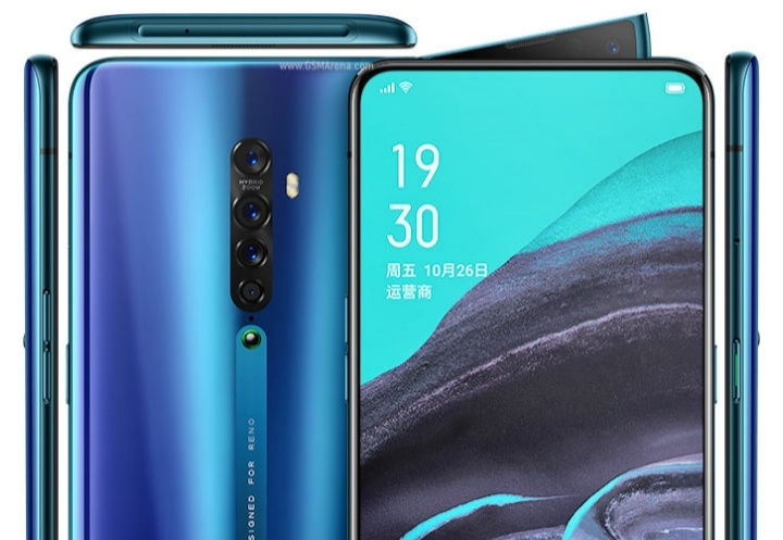 OPPO Reno2 Price in Nigeria and Specs: Exciting and Charming