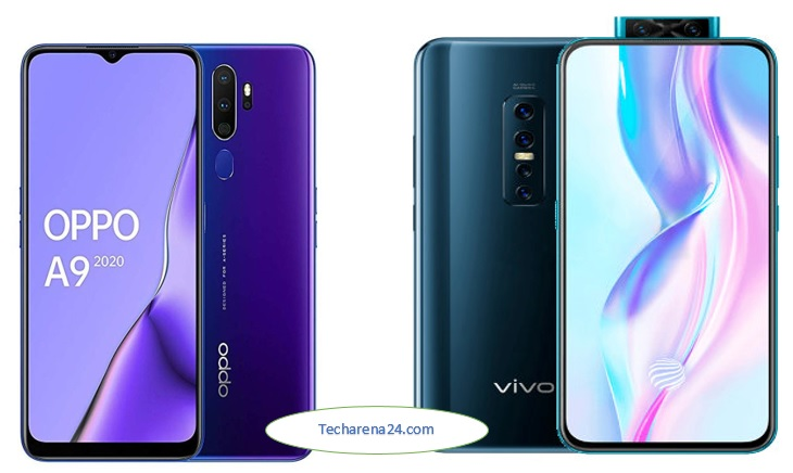 Oppo A9 2020 vs Vivo V17 Pro: Which is Better