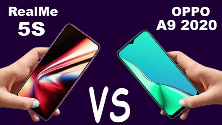 Realme 5S vs Oppo A9 2020: Which Should You Buy