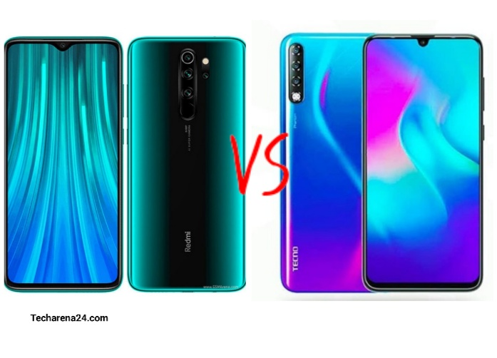 Redmi Note 8 Pro vs Tecno Phantom 9: Full Comparison