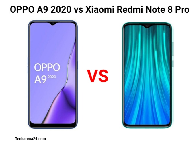 OPPO A9 2020 vs Xiaomi Redmi Note 8 Pro: Which Should You Buy?