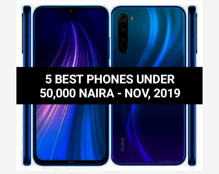 5 Best Phones Under 30000 Naira In Nigeria-July 2020