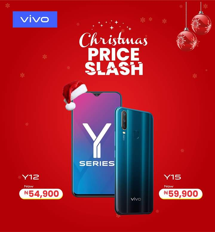 Price Slash: Buy Vivo Phones At 5% Discount In Nigeria