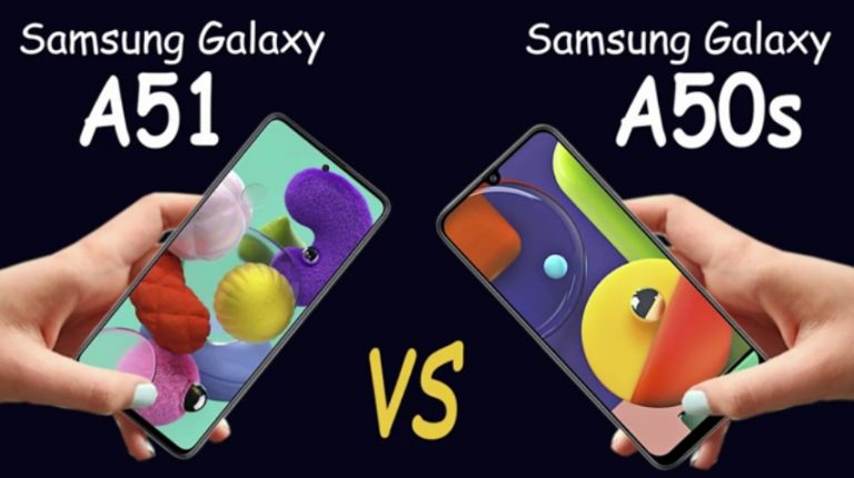 Samsung Galaxy A51 vs Galaxy A50s Which is Better