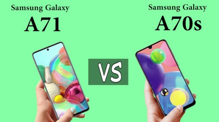 Samsung Galaxy A71 vs Galaxy A70s: Should You Upgrade?