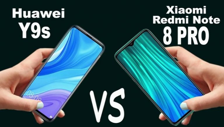 Huawei Y9s vs Redmi Note 8 Pro Which is Better
