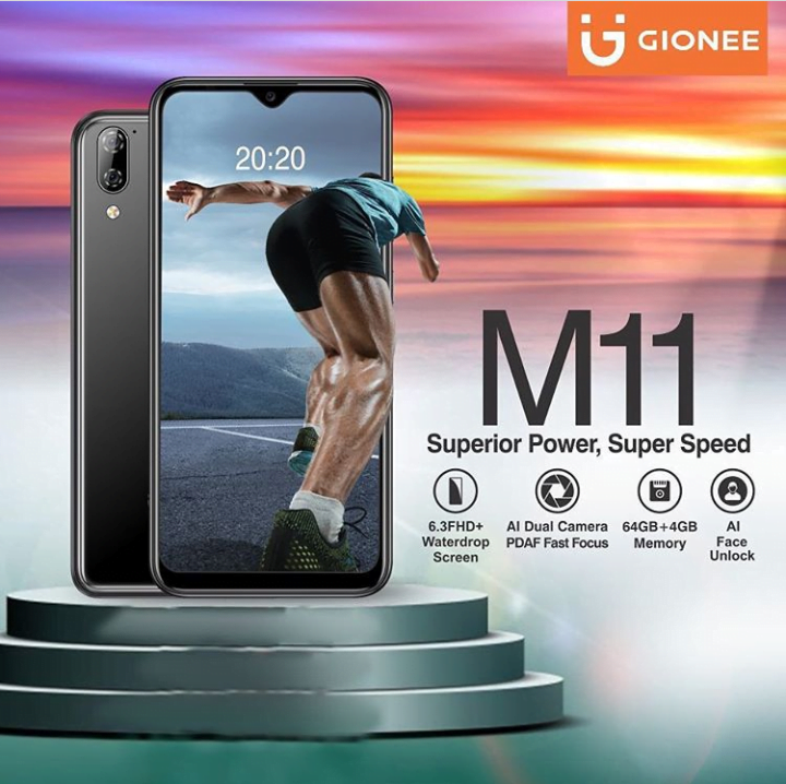 Gionee M11 Price In Nigeria And Specs