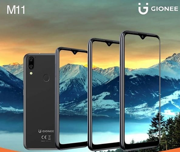 Gionee M11 Is Now Available For Purchase In Nigeria