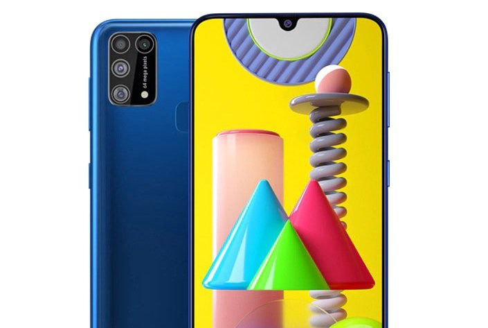 Samsung Galaxy M31 Complete Specifications