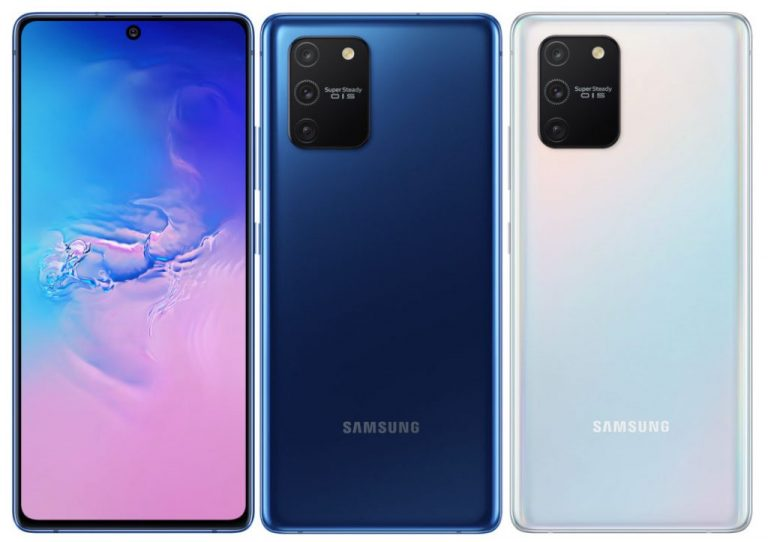 Samsung Galaxy S10 Lite Complete Specifications