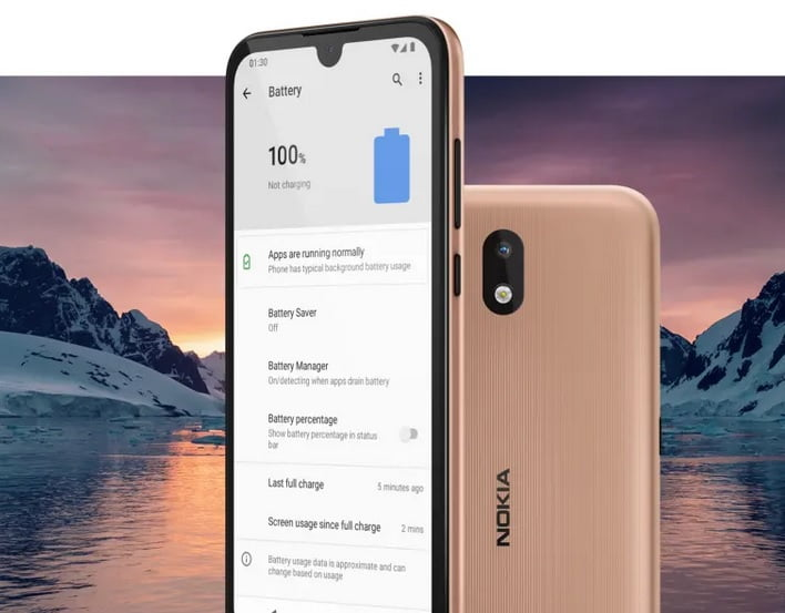 Nokia 1.3 Full Specifications And Price