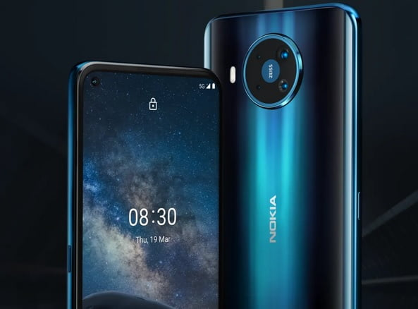 Nokia 8.3 5G Specs, Battery, Price and More