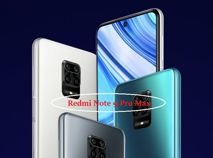Xiaomi Redmi Note 9 Pro Max Full Specifications