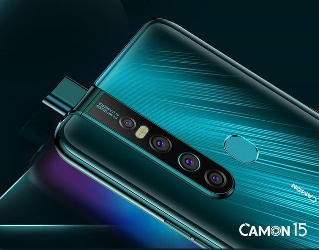 TECNO Camon 15 Premiere Full Specifications