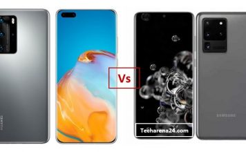 Huawei P40 Pro Plus vs Galaxy S20 Ultra