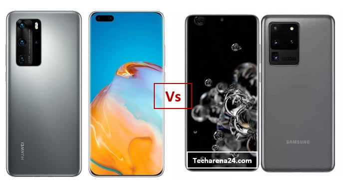 Huawei P40 Pro Plus vs Galaxy S20 Ultra: Which is Better