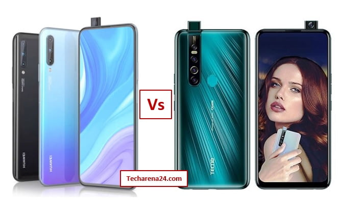TECNO Camon 15 Premier vs Huawei Y9s: Which is Better