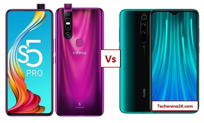 INFINIX S5 Pro vs REDMI Note 8 Pro: Which Should You Buy