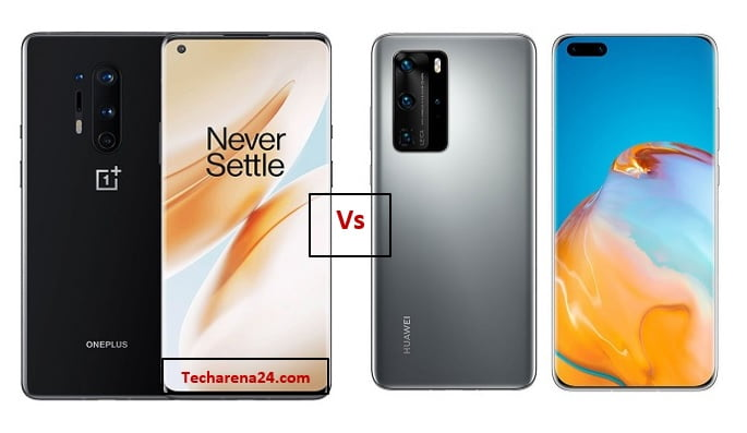 OnePlus 8 Pro vs Huawei P40 Pro Plus: Which is Better