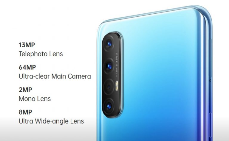 Oppo Reno3 Pro Complete Specifications