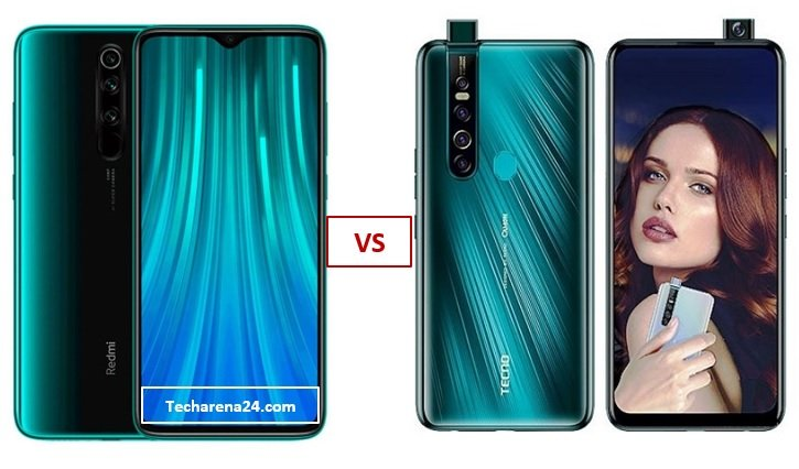 Camon 15 Premier vs REDMI Note 8 Pro: Which Should You Buy