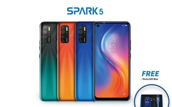 Tecno Spark 5 Series: Which Should You Buy