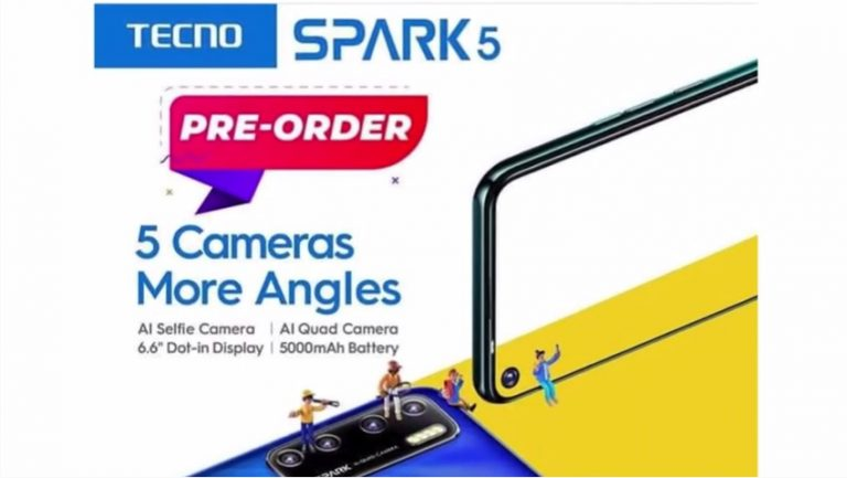 Tecno Spark 5 Overview, Price and Launch Date