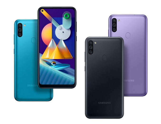 Samsung Galaxy M11 Complete Specifications