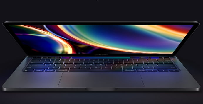 MacBook Pro 2020 (13-inch) Specifications