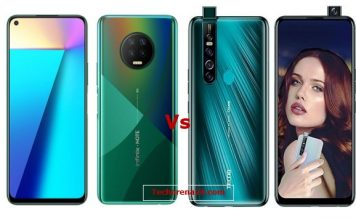 Infinix Note 7 vs Tecno Camon 15 Premier