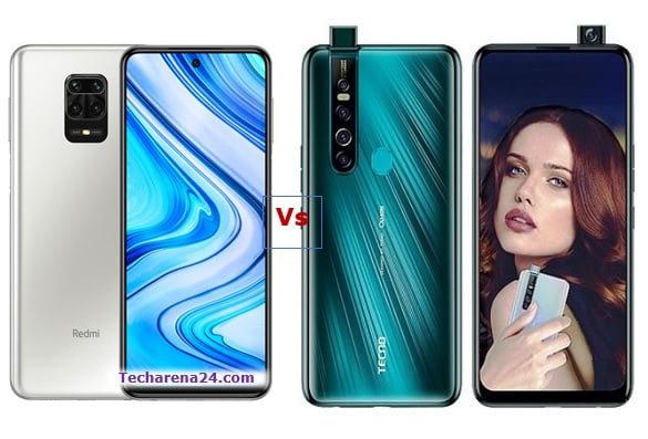 Redmi Note 9s Vs Camon 15 Premier