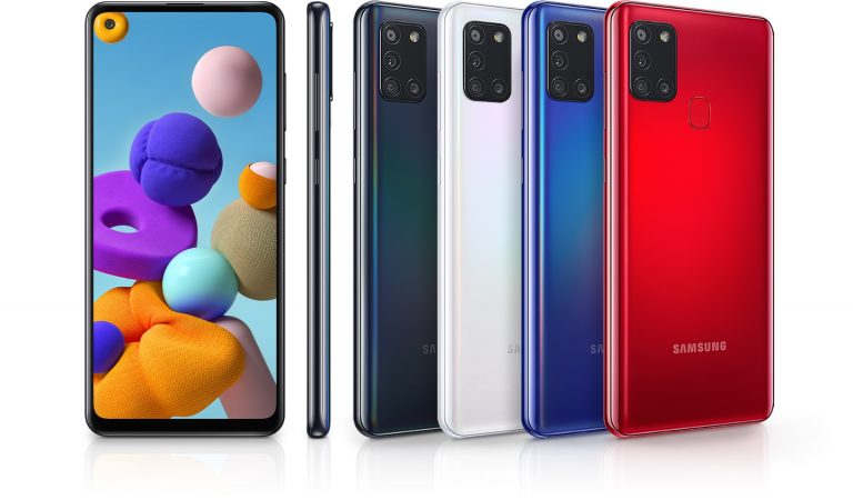 Samsung Galaxy A21s Complete Specifications
