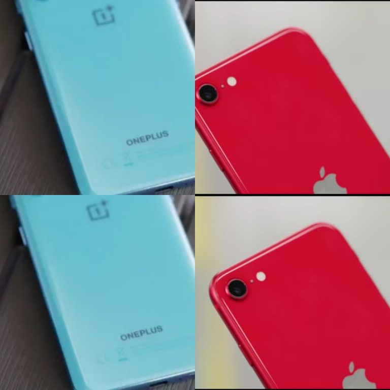 OnePlus Nord vs iPhone SE 2020: Which is Better?