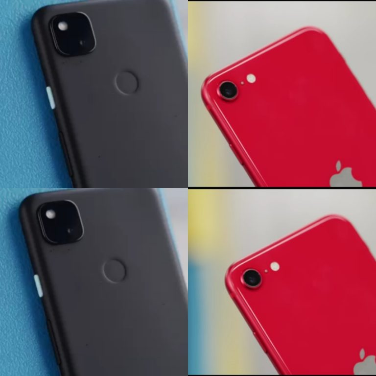Google Pixel 4a vs iPhone SE 2020: Which is Better?