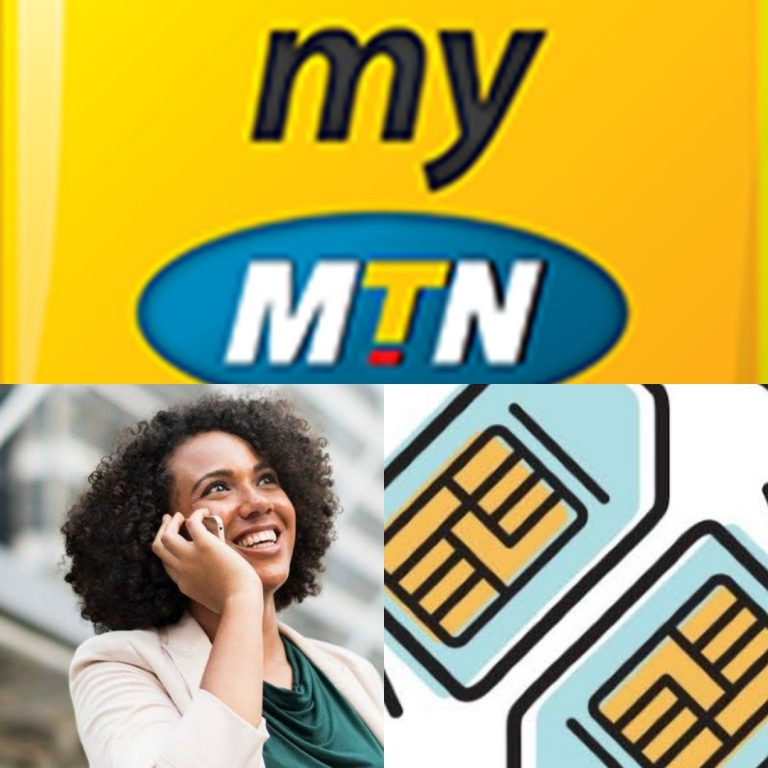 MyMTN App: Swap, Upgrade SIM And Locate MTN Office
