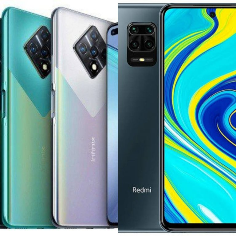 Infinix Zero 8 vs Redmi Note 9s: Which Should You Buy?