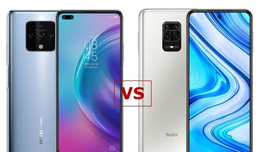 Camon 16 Premier vs Redmi Note 9s: Which is Better
