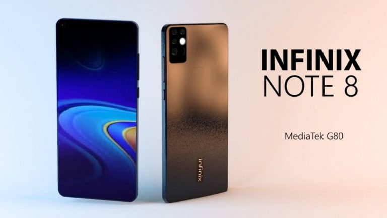 Infinix Note 8 Complete Specifications