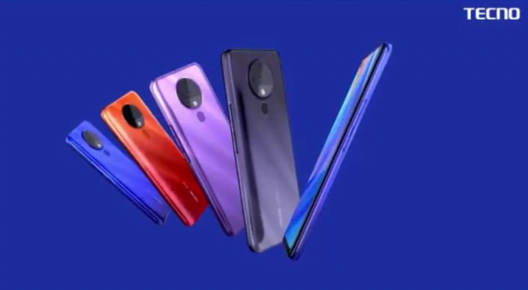 Tecno Spark 6 Price In Nigeria: 5100mAh Battery, Quad Cameras