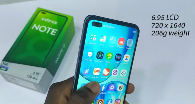 Infinix Note 8 Review: Camera Test, Helio G80 + 64MP