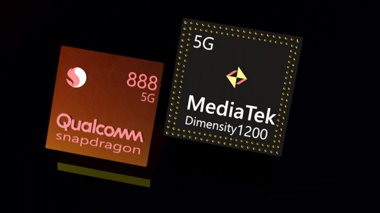 MediaTek Dimensity 1200 vs Snapdragon 888: Chipset Comparison